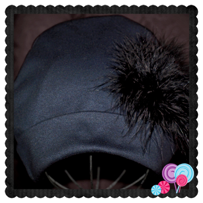 Black Hat Black Feather
